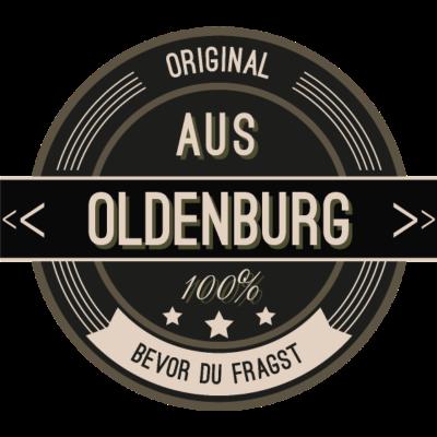 Original aus Oldenburg 100% - Original aus Oldenburg 100% - stätte,stadt,region,heimat,Oldenburg,Landschaft,Kreis