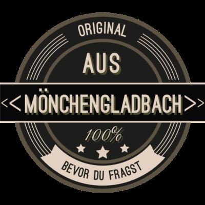 Original aus Mönchengladbach 100% - Original aus Mönchengladbach 100% - stätte,stadt,region,heimat,Mönchengladbach,Landschaft,Kreis