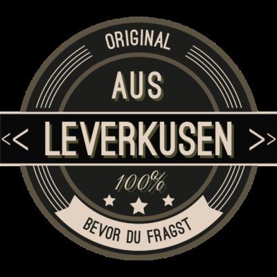 Original aus Leverkusen 100% - Original aus Leverkusen 100% - stätte,stadt,region,heimat,Leverkusen,Landschaft,Kreis