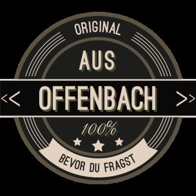 Original aus Offenbach 100% - Original aus Offenbach 100% - stätte,stadt,region,heimat,Offenbach,Landschaft,Kreis