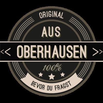 Original aus Oberhausen 100% - Original aus Oberhausen 100% - stätte,stadt,region,heimat,Oberhausen,Landschaft,Kreis