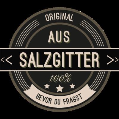 Original aus Salzgitter 100% - Original aus Salzgitter 100% - stätte,stadt,region,heimat,Salzgitter,Landschaft,Kreis