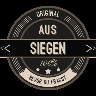 Original aus Siegen 100% - Original aus Siegen 100% - stätte,stadt,region,heimat,Siegen,Landschaft,Kreis