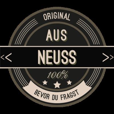 Original aus Neuss 100% - Original aus Neuss 100% - stätte,stadt,region,heimat,Neuss,Landschaft,Kreis