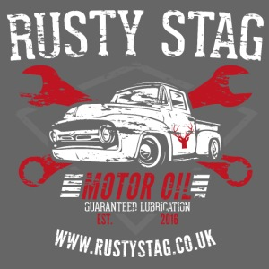 Rusty Stag Motor Oil