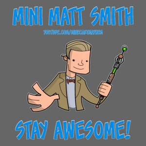 Mini Matt Smith 2017