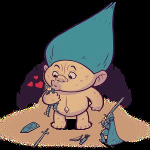 Troll Hug