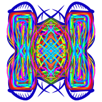 turtle tortoise trippy abstract psychedelic