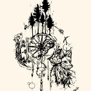 renard nature
