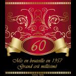 60 ans grand cru