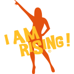 i am rising Frau Woman 1