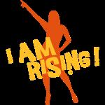 i am rising Frau Woman 1