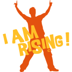 i am rising MANN 1