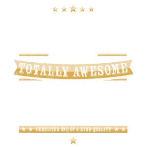 Original 100% Awesome Hunter