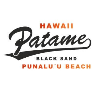 Patame Black Sand Beach