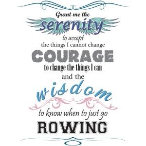 Serenity, Courage, Wisdom