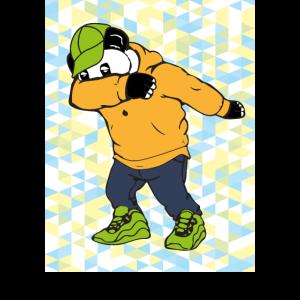 pandabär dabbin