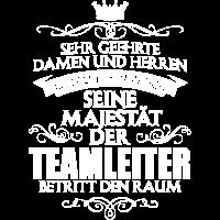 TEAMLEITER - Majestät