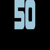 50 und wieder ein Jahr Geiler