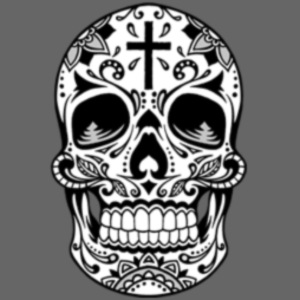 Home Vector Sugar Skull