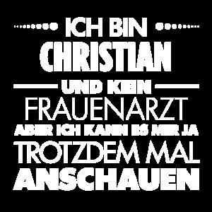 CHRISTIAN - Frauenarzt