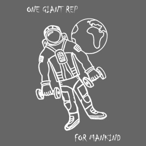 One Giant Rep For Mankind