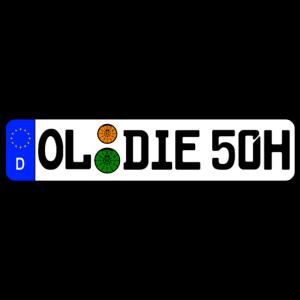 Oldie 50 Jahre historisch