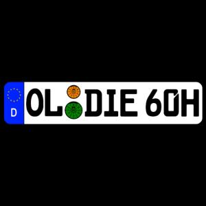 Oldie 60 Jahre historisch