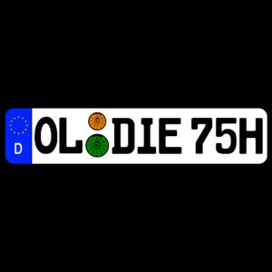 Oldie 75 historisch