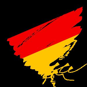 Deutschland Germany Fußball Torjäger Herz Heart
