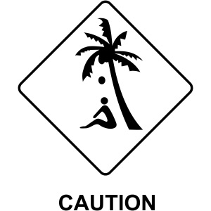 Coconut Caution Strand Shop
