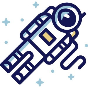 Space Astrounaut