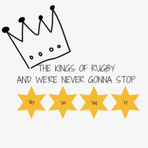The Kings of Rugby (Kids)