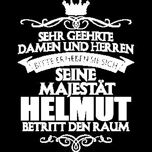 HELMUT - Majestät