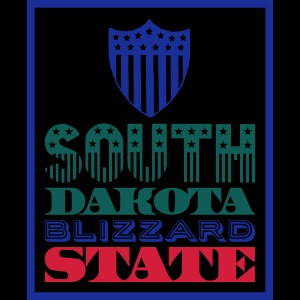South Dakota blizzard state