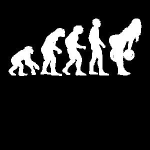 Evolution Fitness Girl