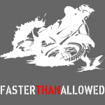 Faster than Allowed
