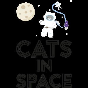 Katzen im Weltraum S268b-Design