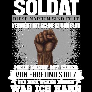 SOLDAT - Ehre und Stolz