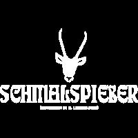 Hirsch Geweih Spießer weiss rothirsch tier wild wald jagd jäger