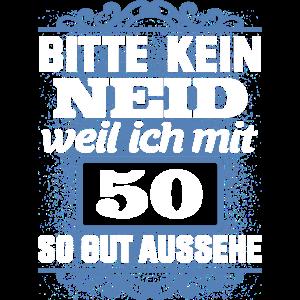 50. Geburtstag 50 Fünfzig Jahre Geschenk
