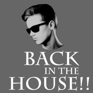 DJ Øyvind is back in the house!