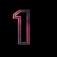 Zahl Allstars Alphabet 1