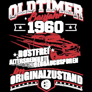 1960 Geburtsjahr Geburtstag Oldtimer Baujahr