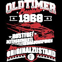 1968 Geburtsjahr Geburtstag Oldtimer Baujahr