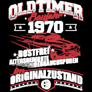 1970 Geburtsjahr Geburtstag Oldtimer Baujahr