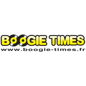 BOOGIE TIMES CLASSIC ts white