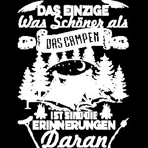 Camping Tshirt für Camper