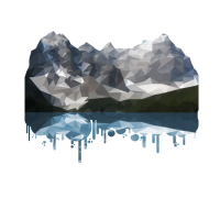 Mountains Low Poly