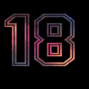 18 er Geburtstag